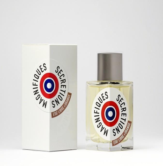 Parfum Sécrétions magnifiques par État libre d'Orange, 50 ml. 55 €