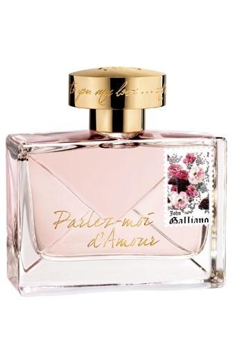 Le parfum de John Galliano et Taylor Momsen