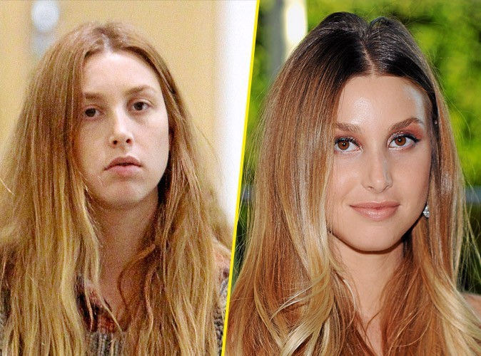 Star sans maquillage : Whitney Port