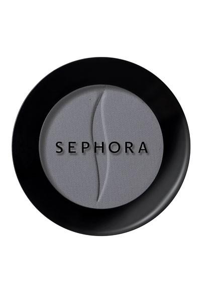 Mode d'emploi du smoky eye argenté : une ombre à paupières argentée Sephora