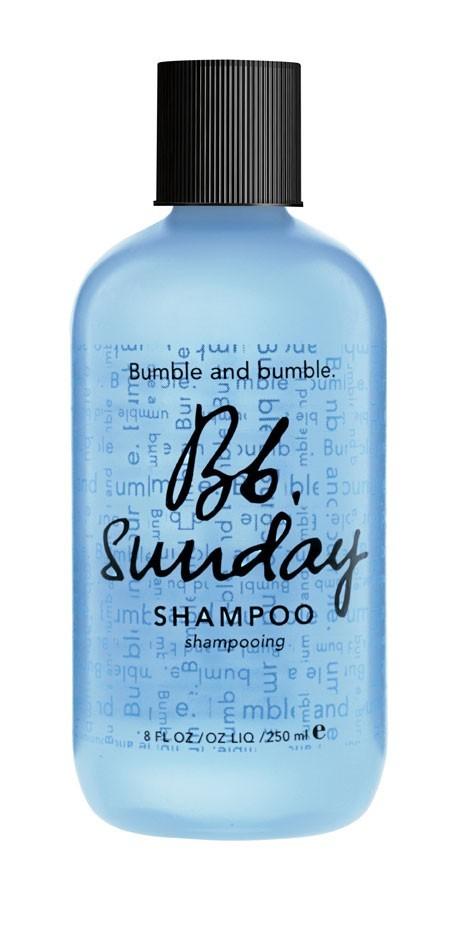 Sunday Shampoo, Bumble and bumble. 18 €.