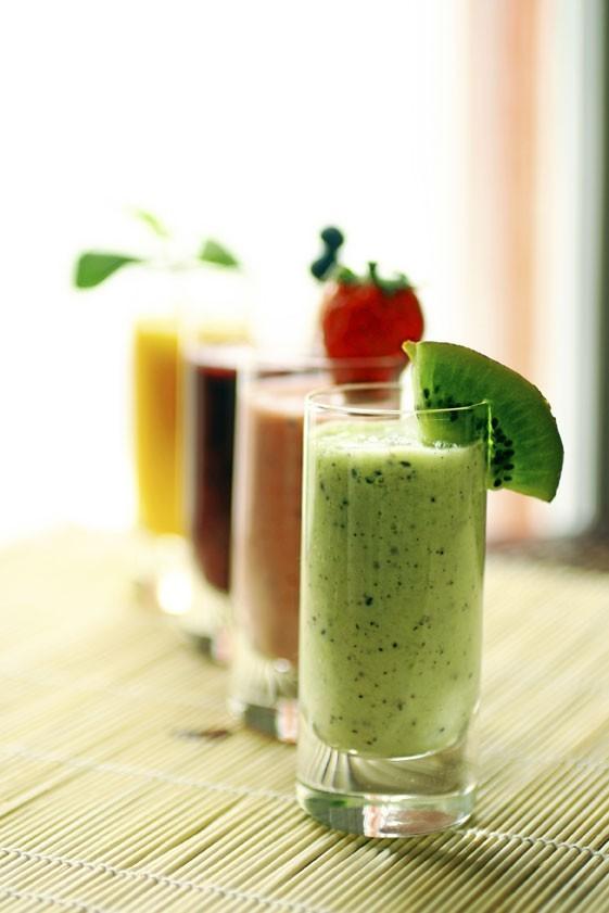 Un vrai shot minceur, gorgé de vitamines et de fibres, pour faire peau neuve. Infos : www.leparadisdufruit.fr.