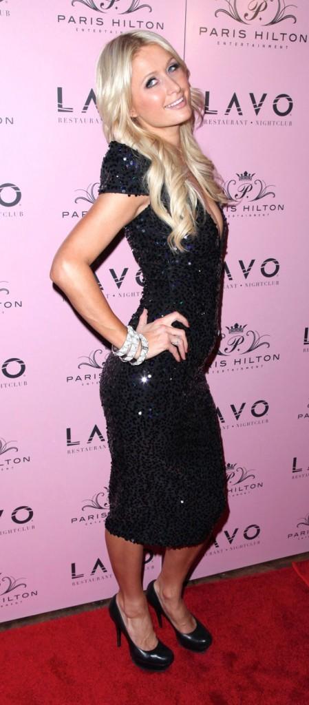 Le vrai poids de Paris Hilton : 50 kg pour 1,73 !