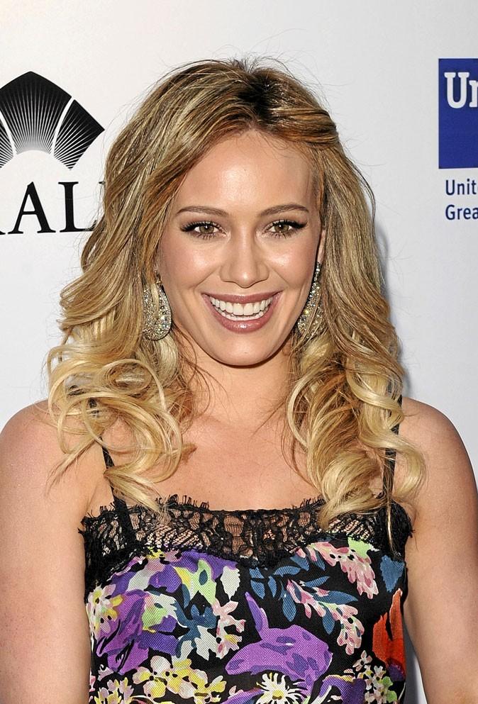 Minceur : Hilary Duff est accro au régime 17 Day Diet
