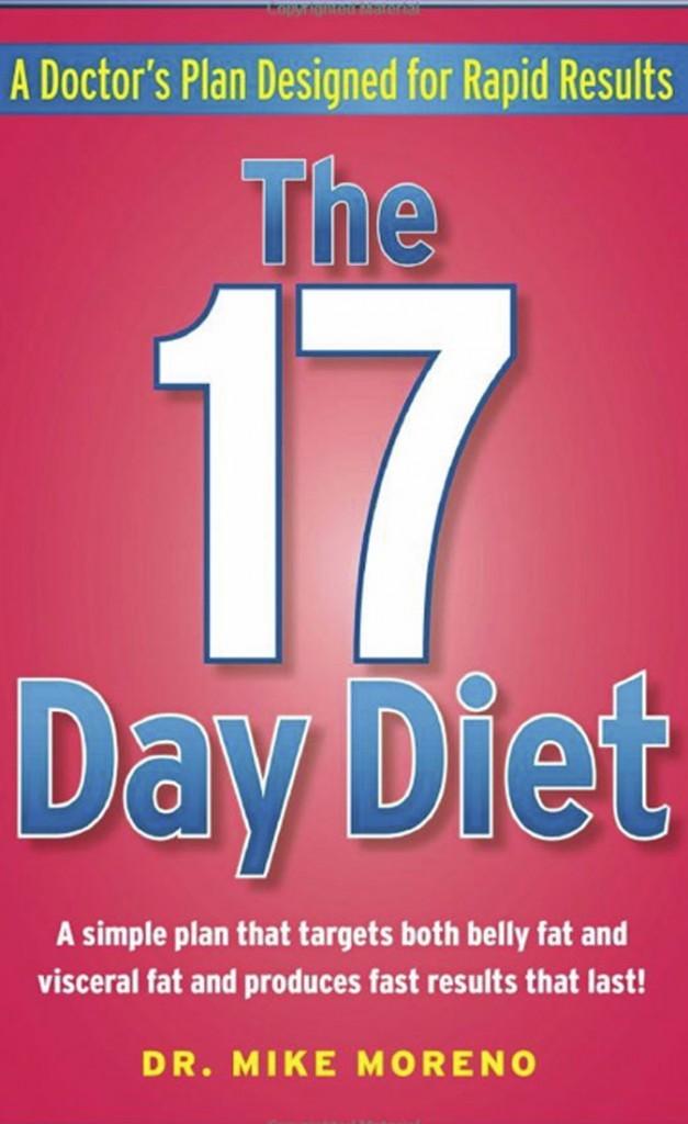 Régime de star : le 17 Day Diet