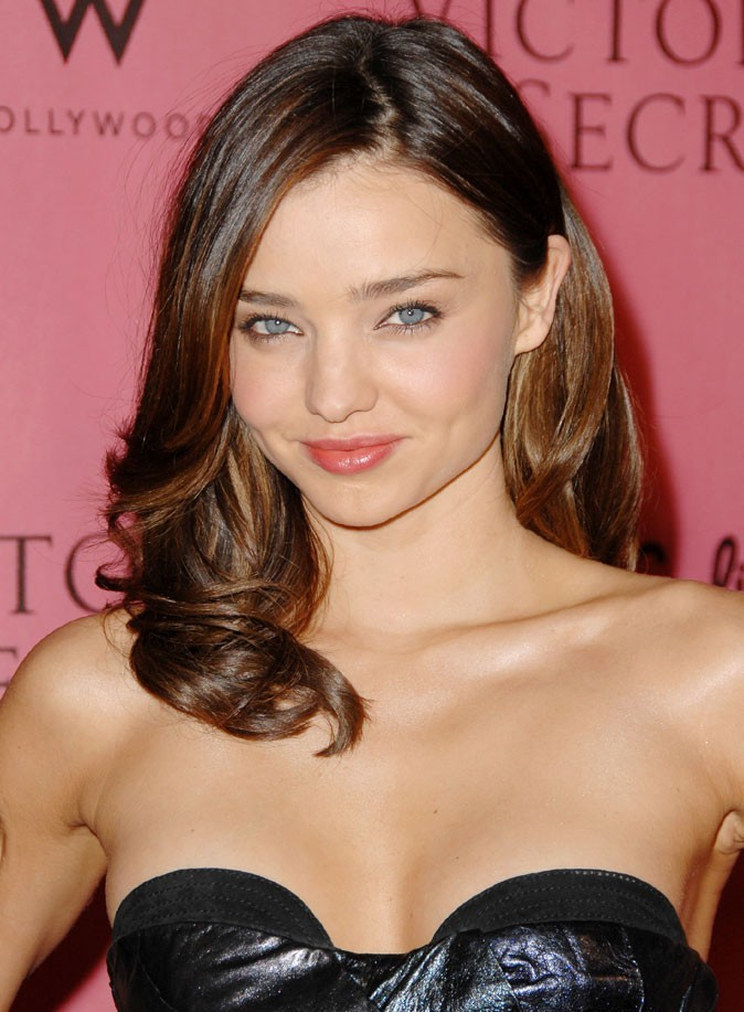 Beauté de star : le maquillage nude de Miranda Kerr