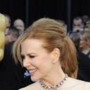 Oscars 2011 : la coiffure queue de cheval de Nicole Kidman