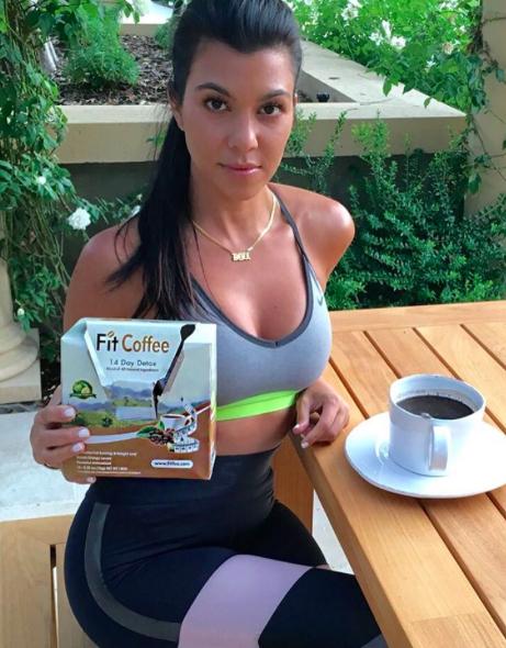 Photos : 7 astuces à piquer aux soeurs Kardashian pour vraiment perdre du poids !
