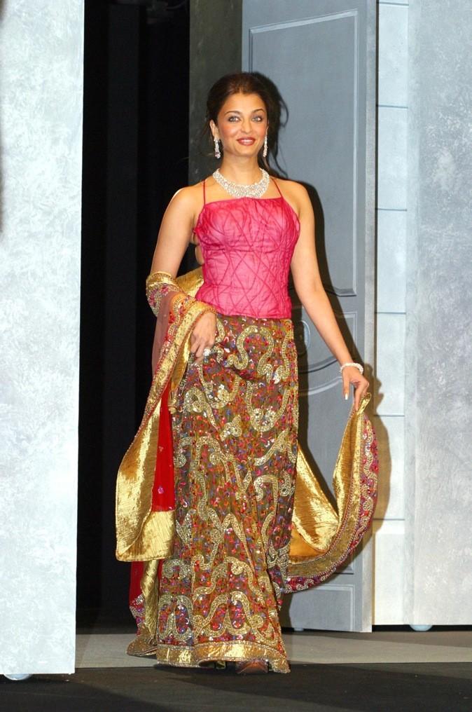 Aishwarya Rai en mai 2003 !