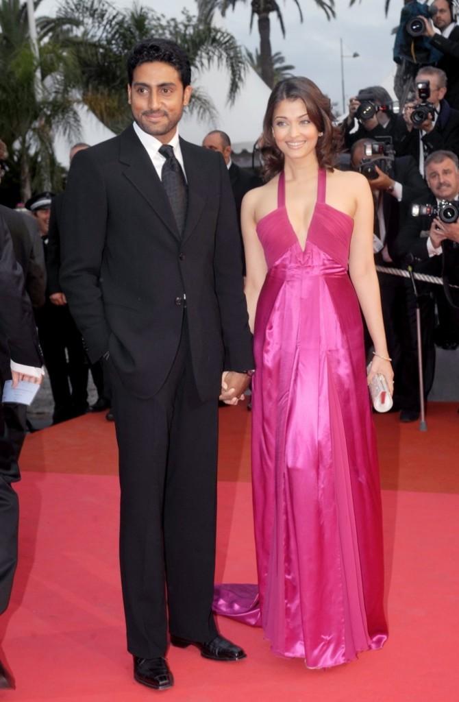 Aishwarya Rai et son amoureux en mai 2008 !