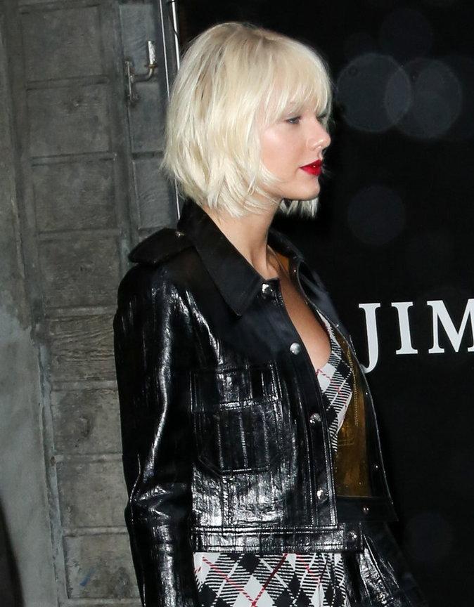 Le carré court de Taylor Swift
