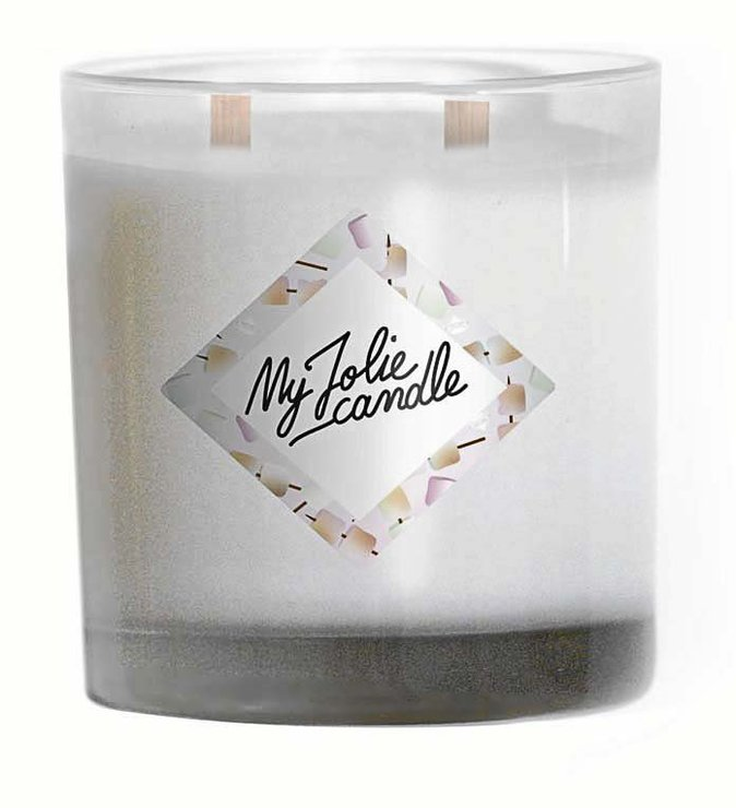 Bougie Marshmallow grillé, My Jolie Candle. 39,90 €