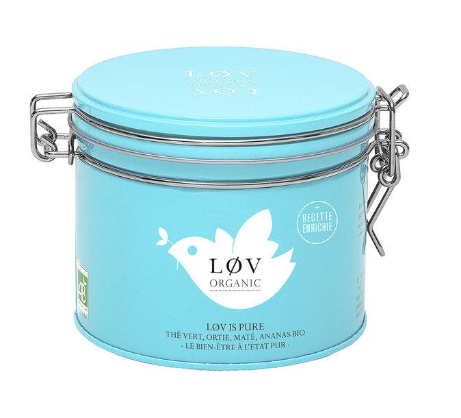 Mélange Lov is Pure, Lov Organic. 12,90 €