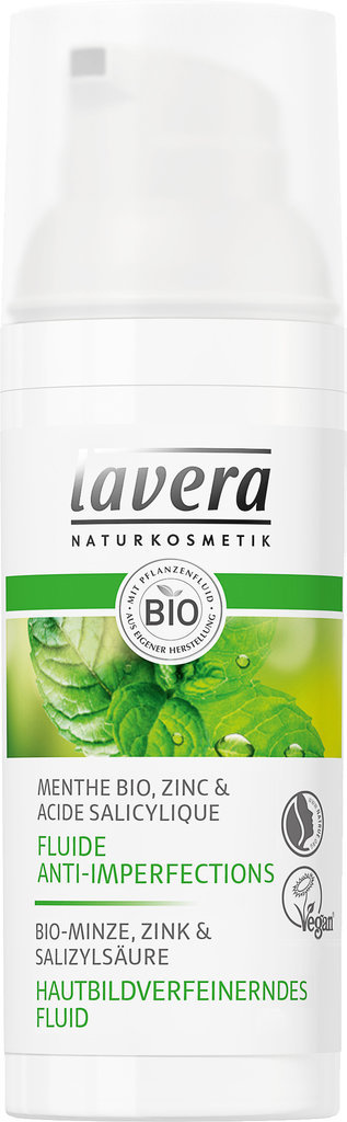 Fluide anti-imperfections - Lavera : 11,40€