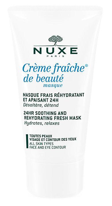 Masque Crème Fraîche de Beauté, Nuxe : 15,90€