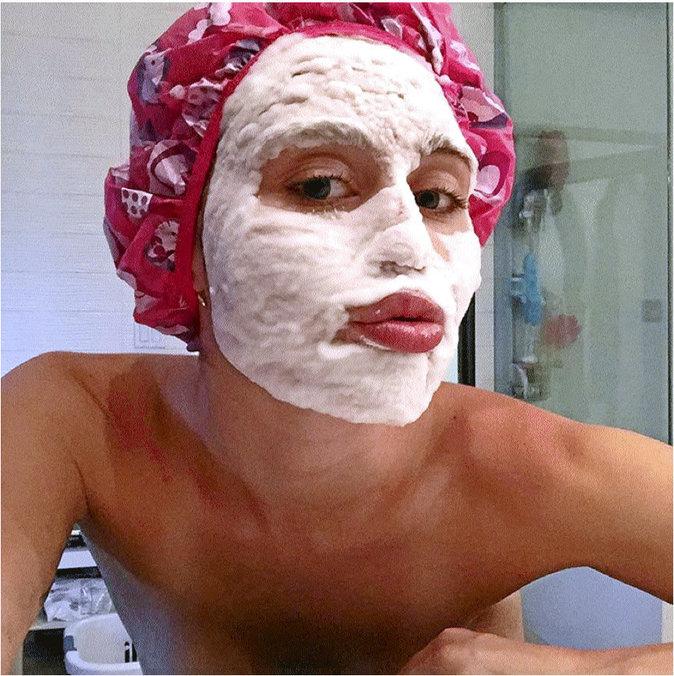 Les masques pour peaux grasses
