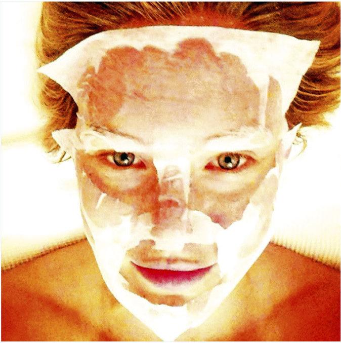 Les masques pour peaux sèches