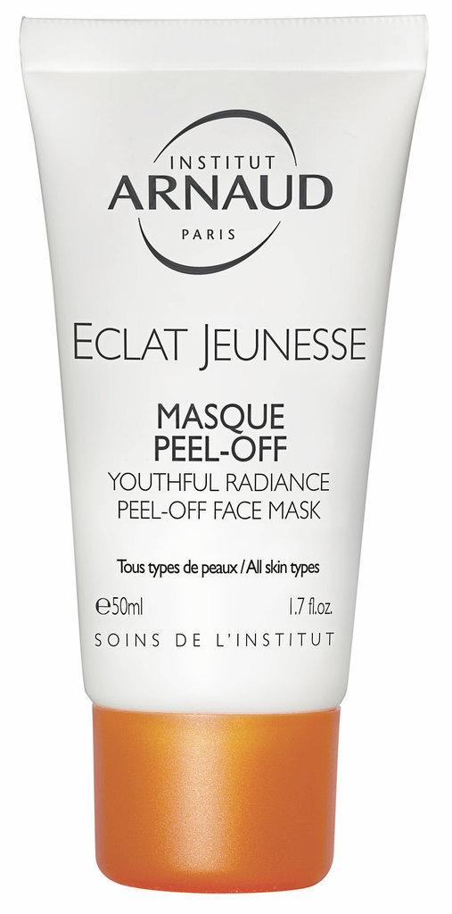 Masque peel-off Éclat Jeunesse, Institut Arnaud. 16,50 €.