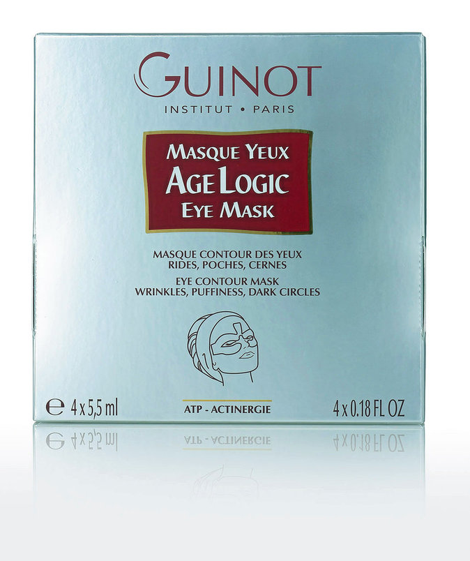 Masque yeux Age Logic, Guinot. 39 €.