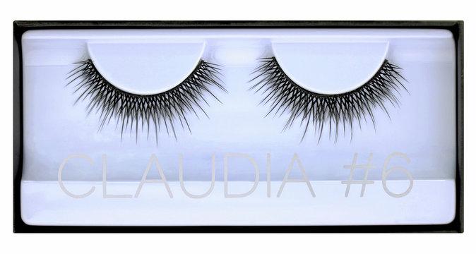 Faux cils Claudia #6, Huda Beauty chez Sephora. 15,90 €.