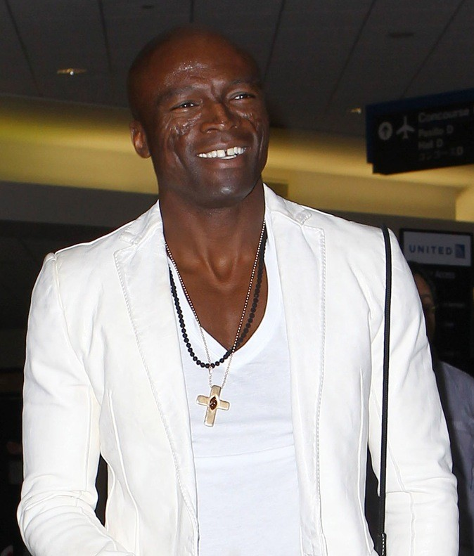 Seal, un homme doté d'un charme incroyable !