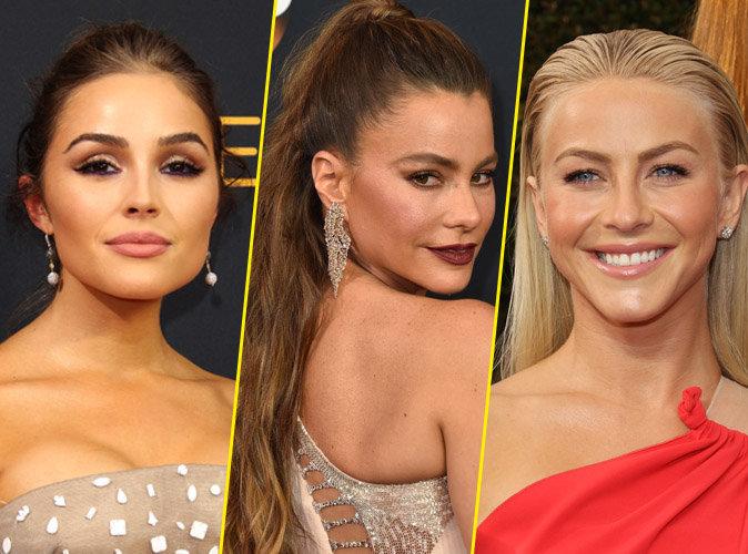 Photos : Emmy Awards 2016 : Olivia Culpo, Sofia Vergara, Julianne Hough... toutes les plus belles mises en beauté de la cérémonie !