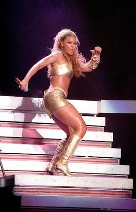 C'est le bourrelet de la diva Mariah Carey !