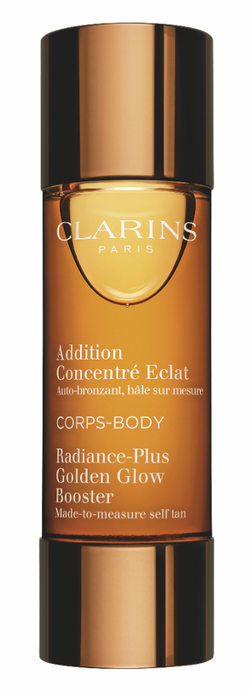 Je triche malin : Addition Concentré Éclat, Clarins. 39€