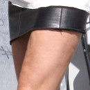 Photo : bouh, la cellulite sur les cuisses de Kimberly Stewart !