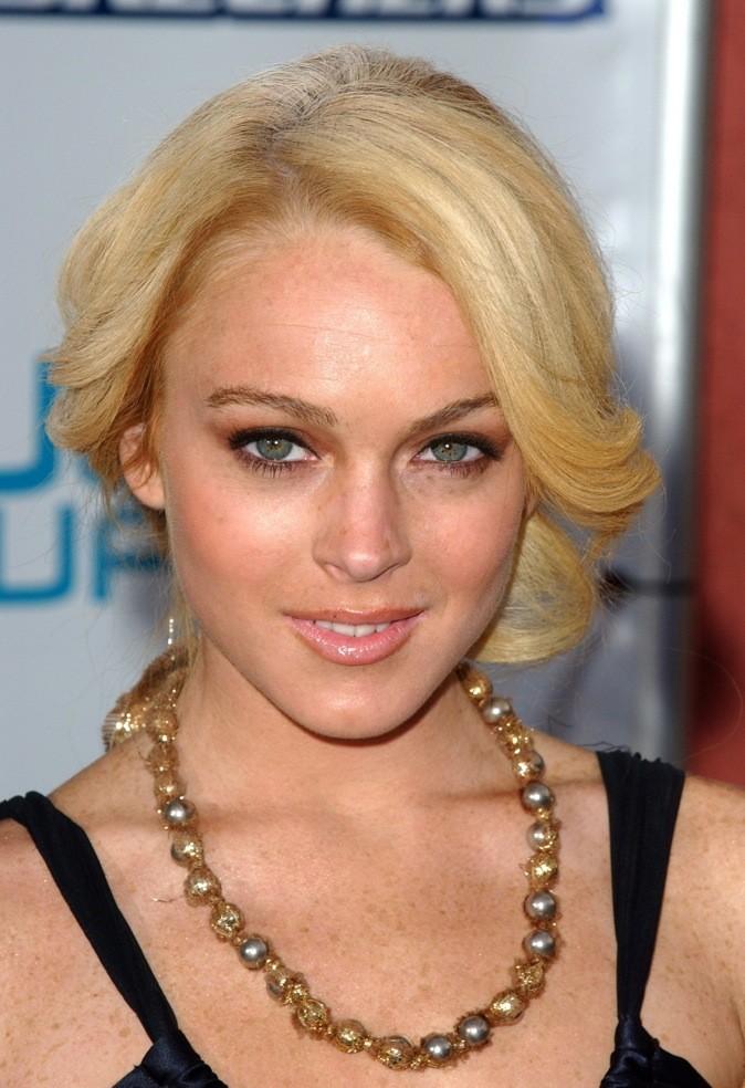 Lindsay Lohan avant !