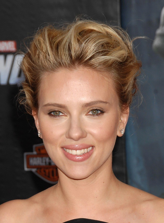 Scarlett Johansson après !