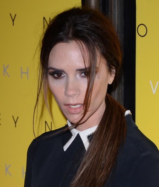 Victoria Beckham après !