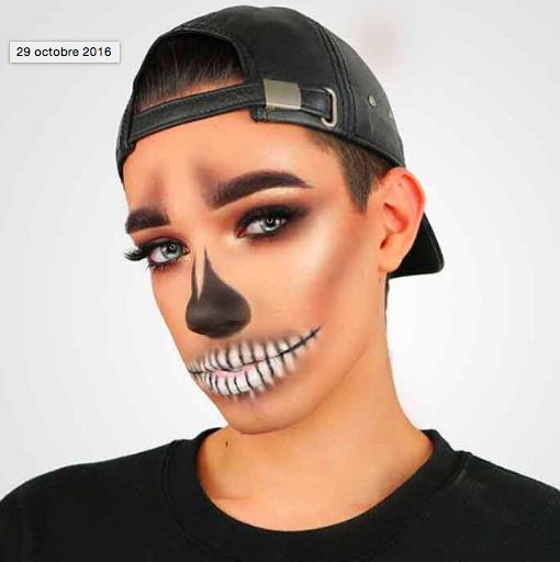 Maquillage : Photos : La nouvelle égérie beauté de la marque Covergirl est un homme !