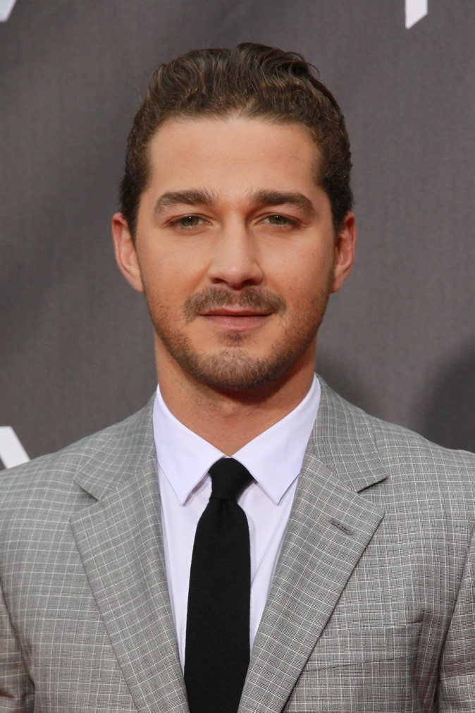 photos   le cv capillaire de shia labeouf