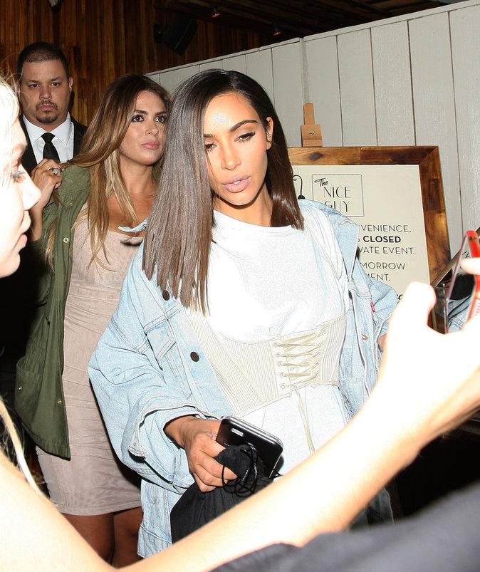 Photos : Lea Michele, Jessica Alba, Kim Kardashian : Leurs secrets pour une coupe lisse parfaite !