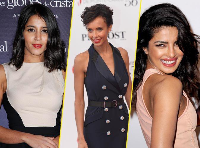 Photos : Leïla Bekhti, Sonia Rolland, Priyanka Chopra... Des maquillages de soirées pour sublimer leur hâle doré