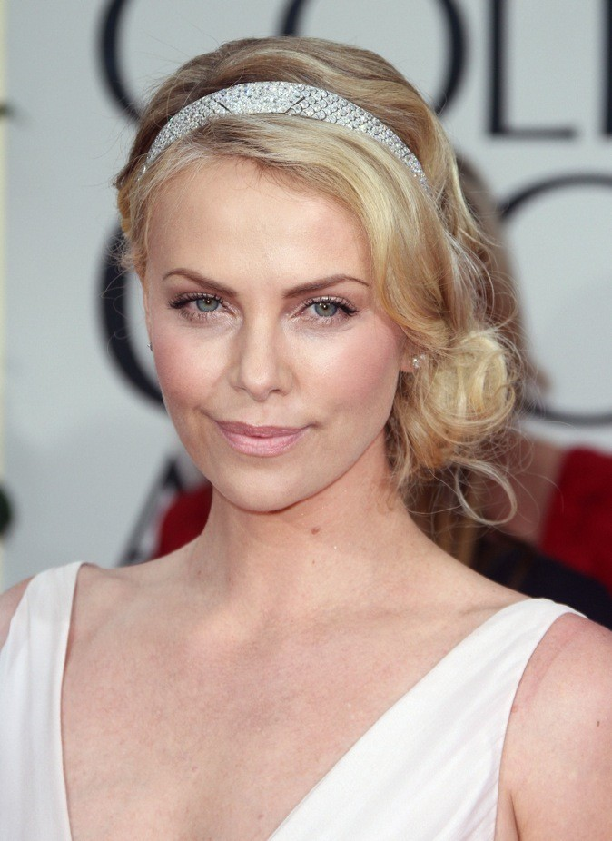 Charlize Theron !
