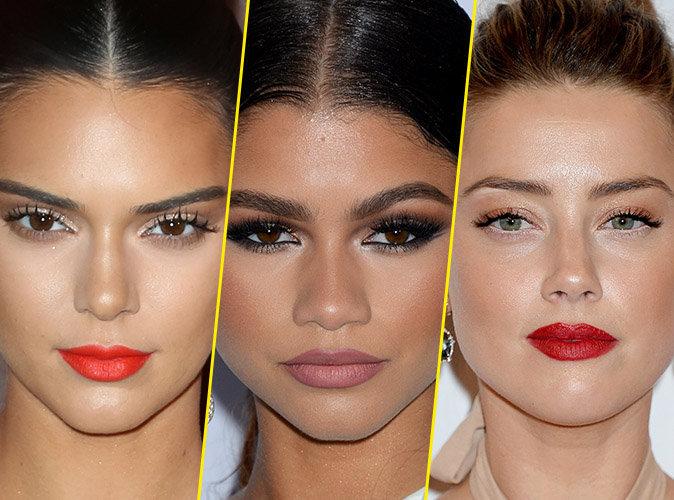 Photos  Maquillage  49 mises en beauté parfaites à copier pour la Saint,Valentin  2017