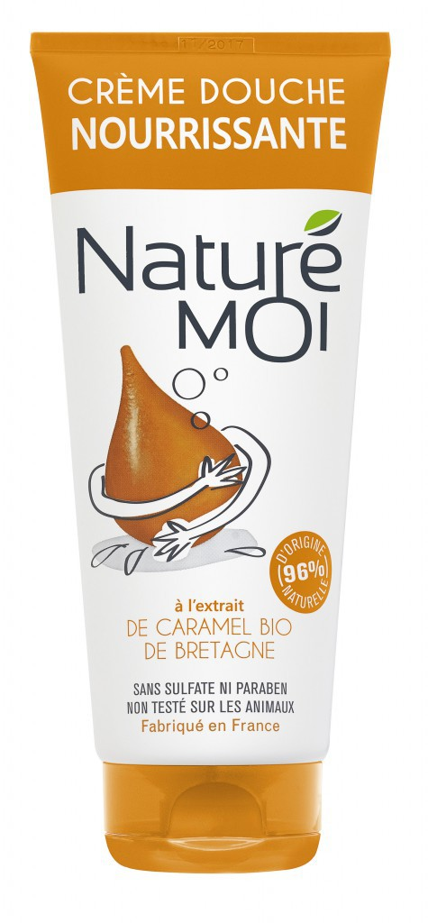 Crème douche nourrissante, Naturé Moi 2,99 €