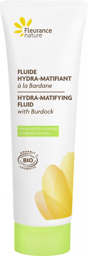 Notre conseil pour les 40/50 ans : Fluide Hydra-Matifiant, Fleurance Nature 14,90 €