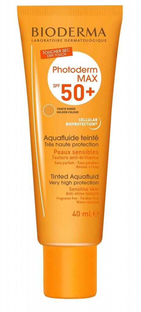Aquafuide teinté, SPF 50+, Bioderma 15€