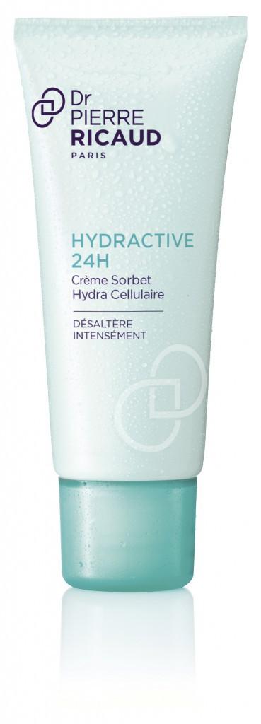 Crème Sorbet Hydra Cellulaire Hydractive 24 h, Dr Pierre Ricaud 29,90€