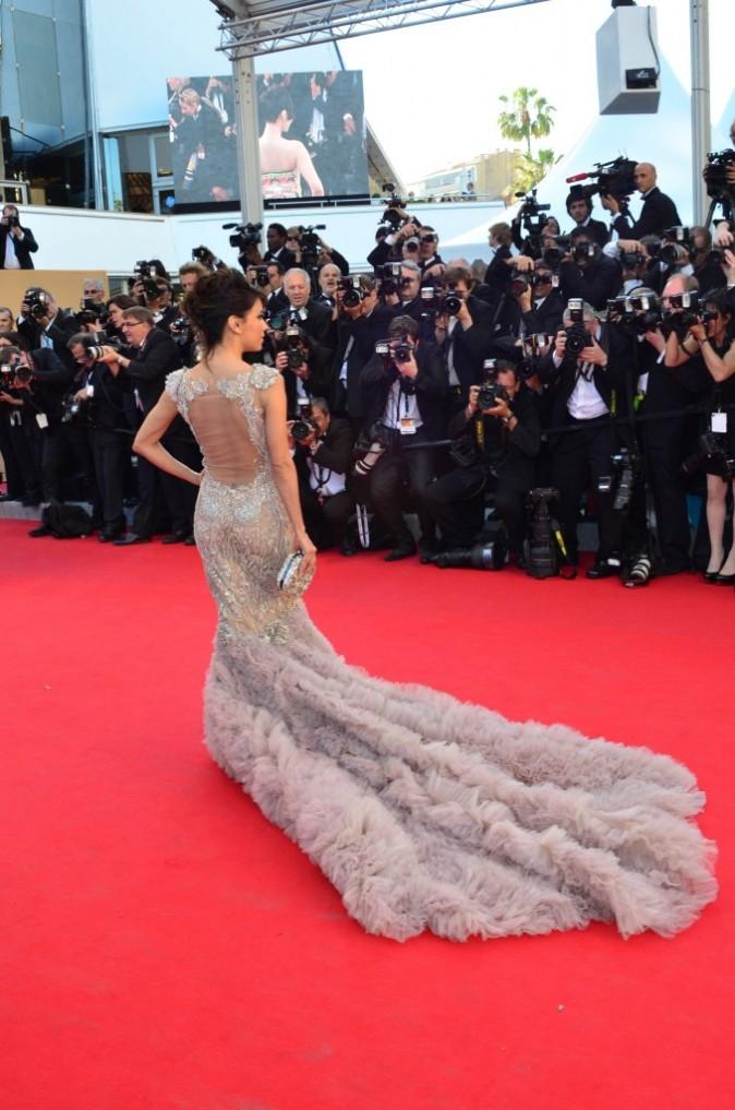 Eva Longoria sur tapis rouge