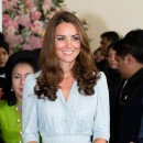 Kate Middleton sur tapis rouge