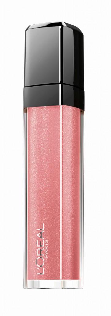 Le gloss fruité : Gloss Infaillible Dazzle, L'Oréal Paris 9,90€