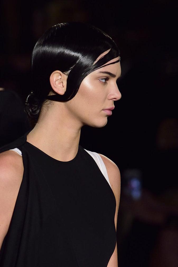 Kendall Jenner maquillée par Pat McGrath