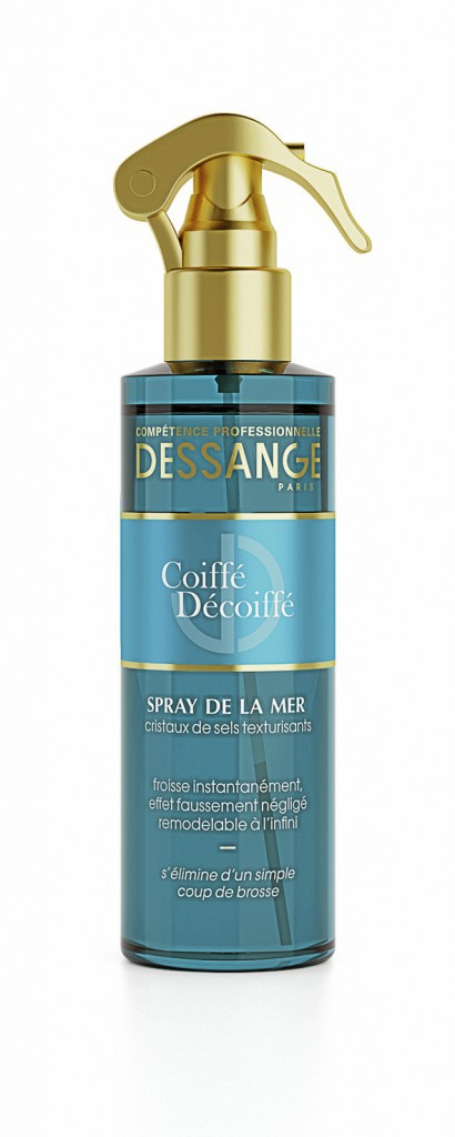 Spray de la mer, Dessange 7,50€