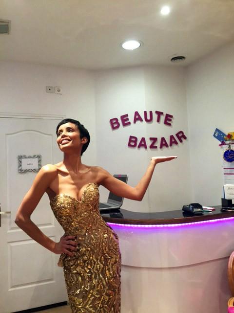 Beauté Bazaar, le chouchou de Sonia Rolland