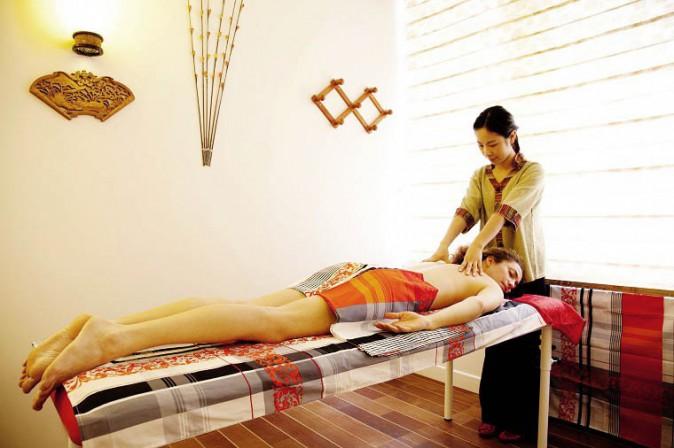 Le massage qui vous booste !
