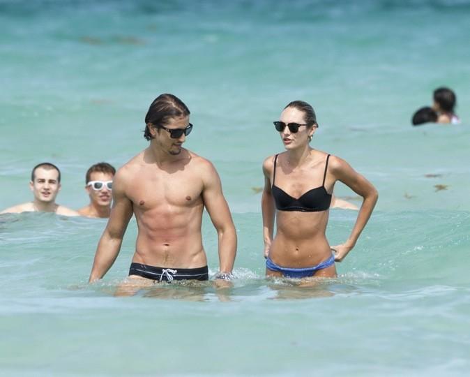Candice Swanepoel et son petit ami !